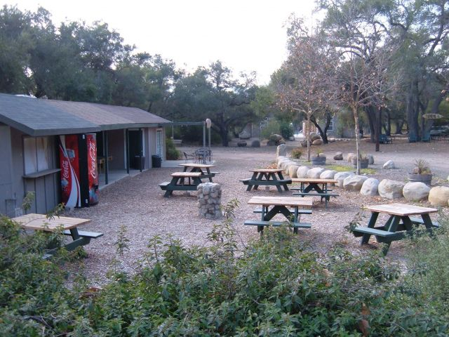 Camp Comfort in Ojai
