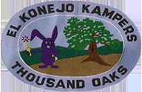 EL KONEJO KAMPERS Logo